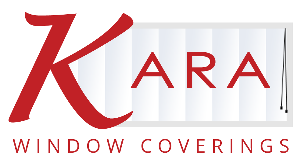 Kara Window Coverings Mobile Logo