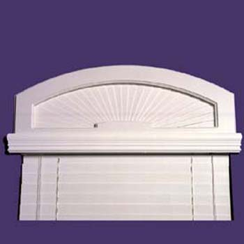Arch Tops For Wood Blinds